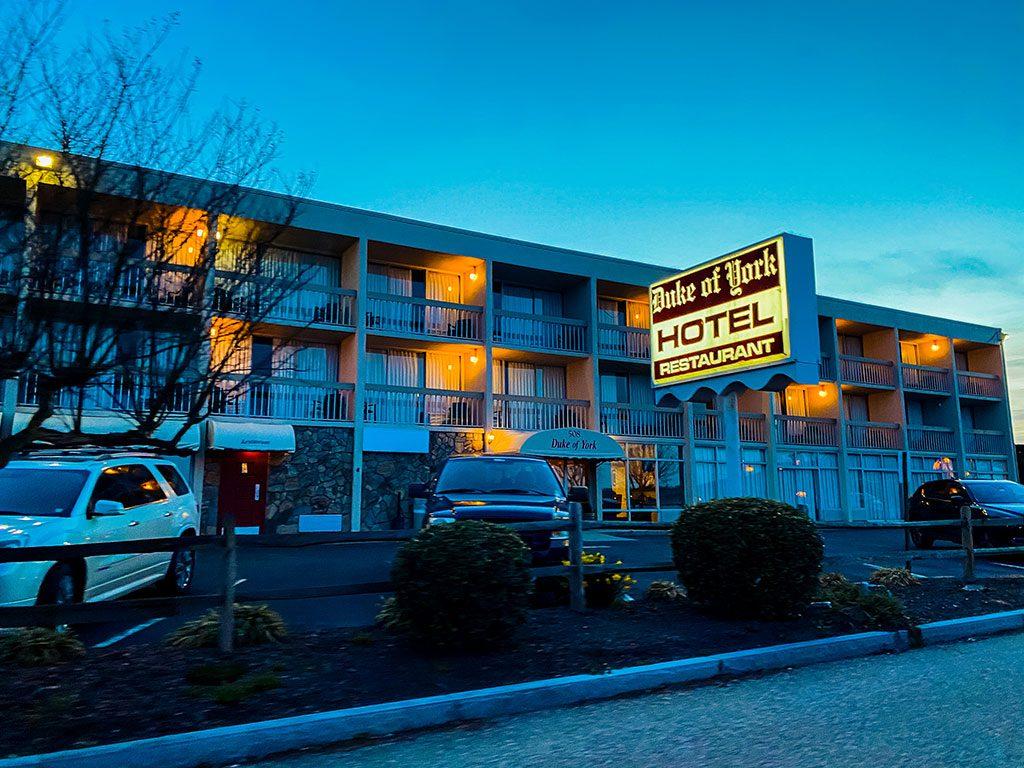 Yorktown Hotels - Duke of York Hotel