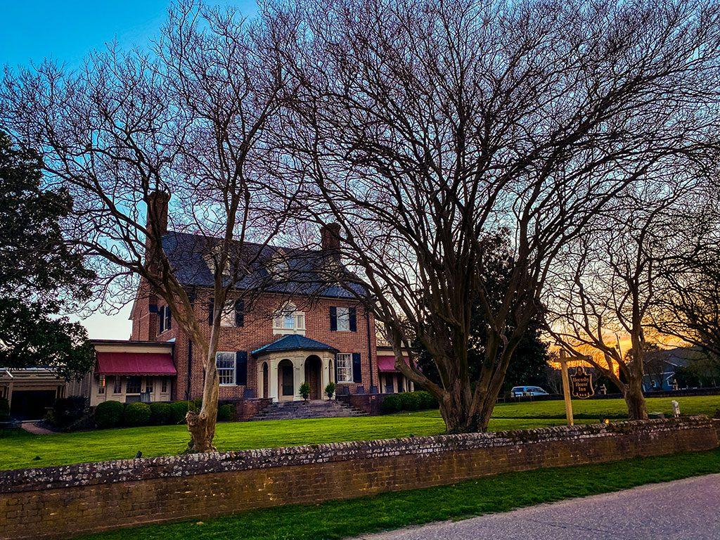 Hornsby House Inn Yorktown Virginia
