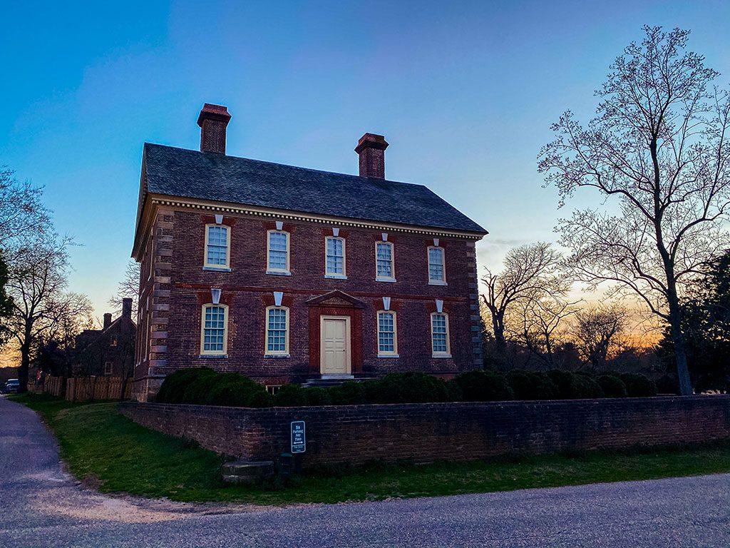 Yorktown Main Street Nelson House - things to do in Yorktown Virginia