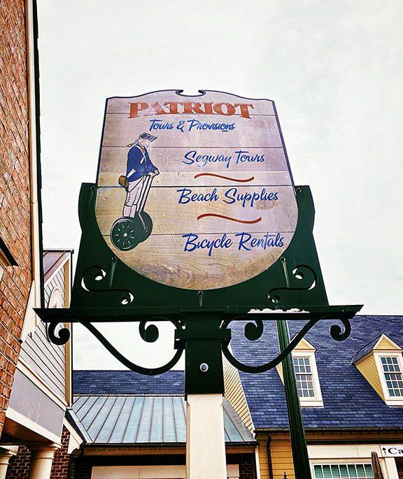 Patriot Tours and Provisions - Yorktown Virginia