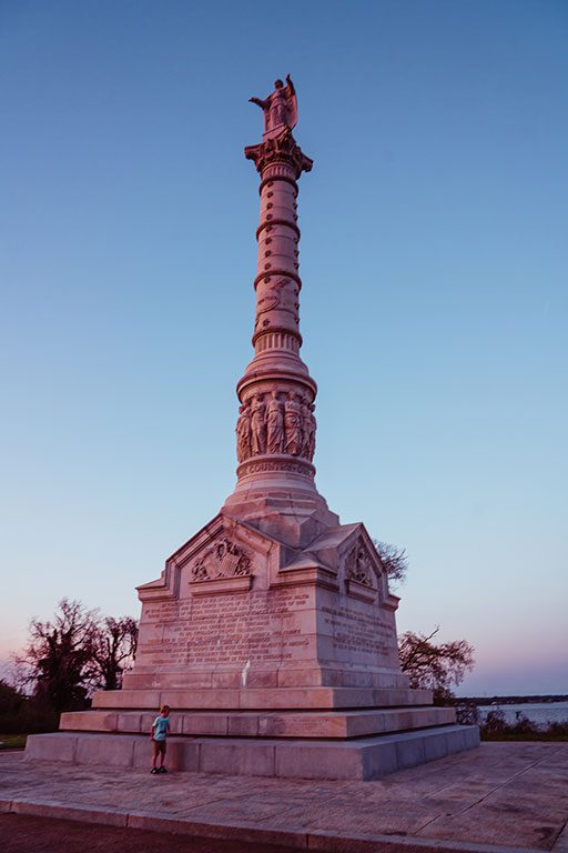 Things to do in Yorktown- Yorktown Victory Monument