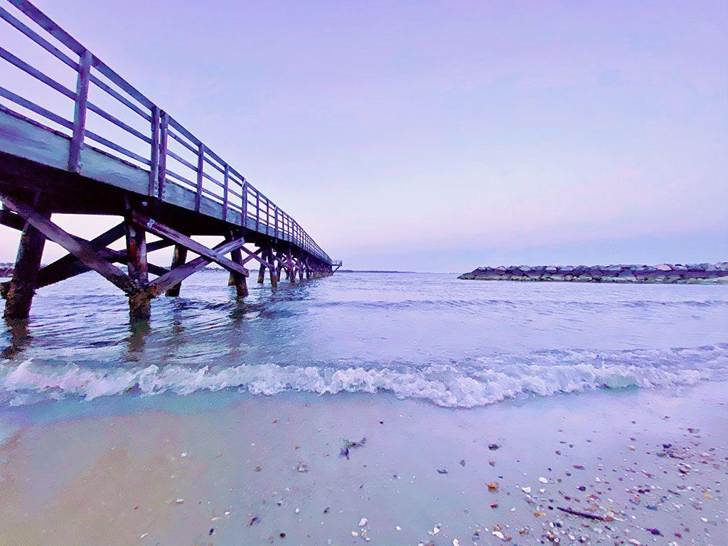 Beaches in Virginia- Yorktown Beach