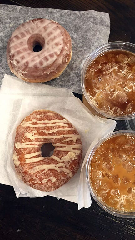 District Donuts in Washington DC