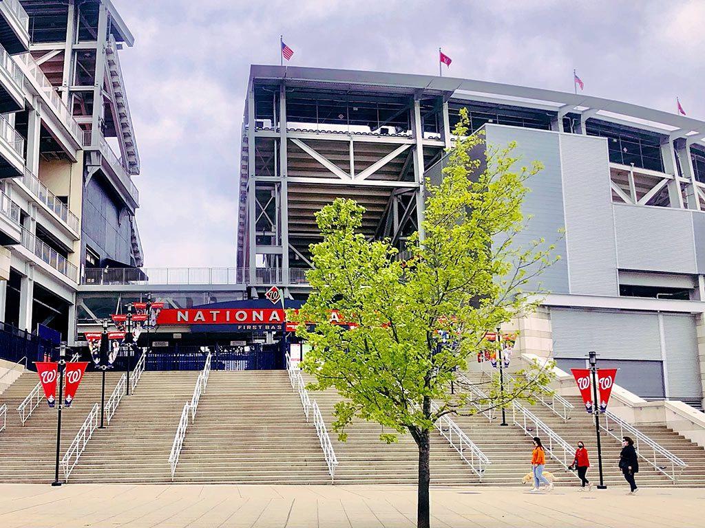 Washington Nationals Baseball Game