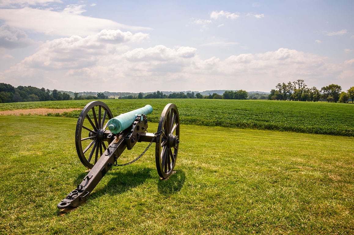 Monocacy National Battlefield in Frederick MD
