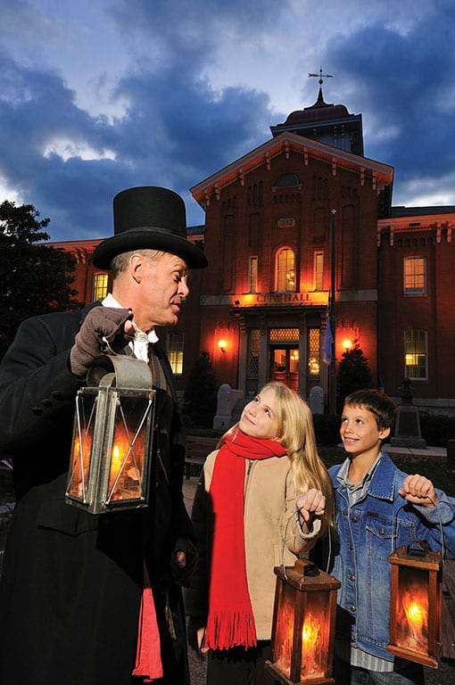 ghost Tour in Frederick MD
