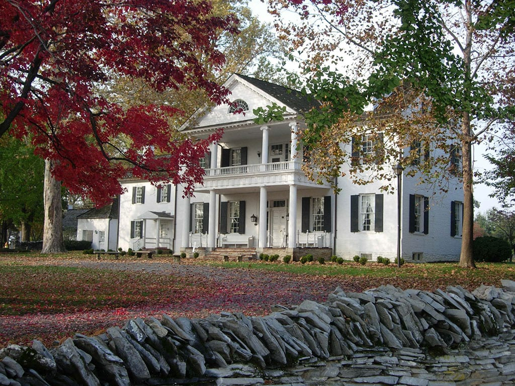 Rose Hill Manor in Frederick Maryland