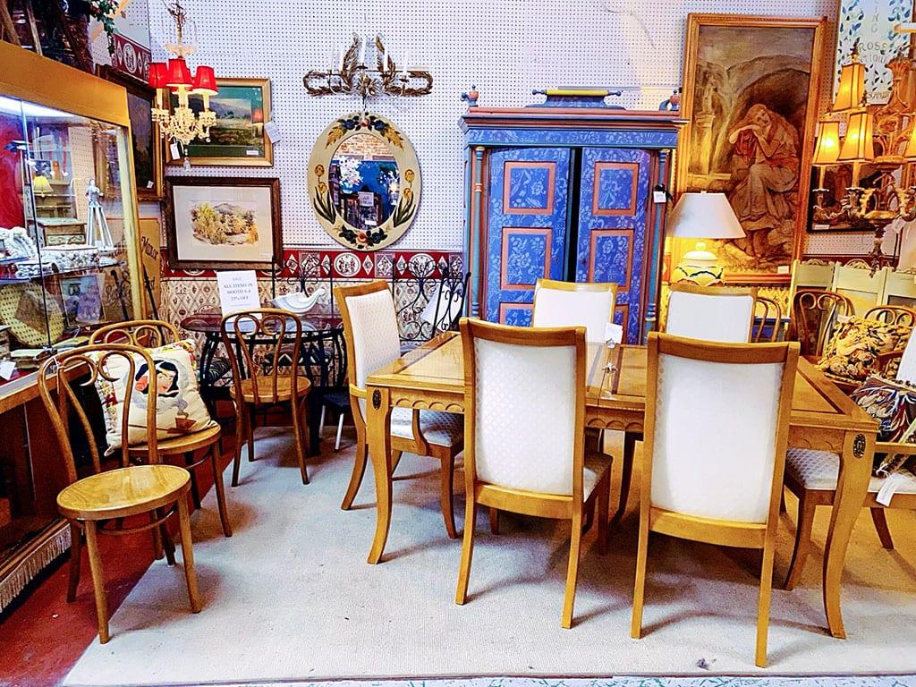 Antique Shops in Frederick MD at Emporium Antiques