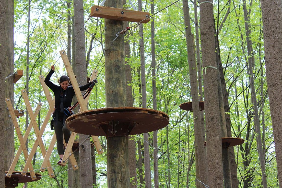 Treetrekkers in Frederick Maryland