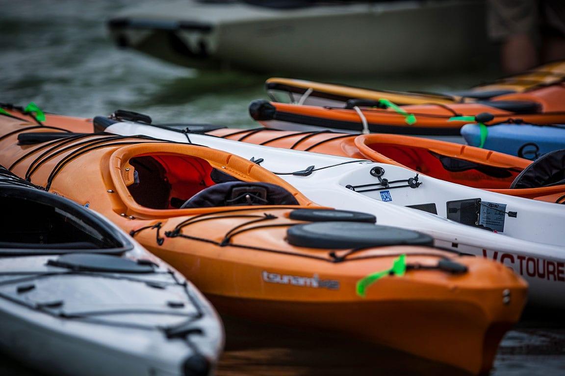 KayaXpedition Line of Kayaks
