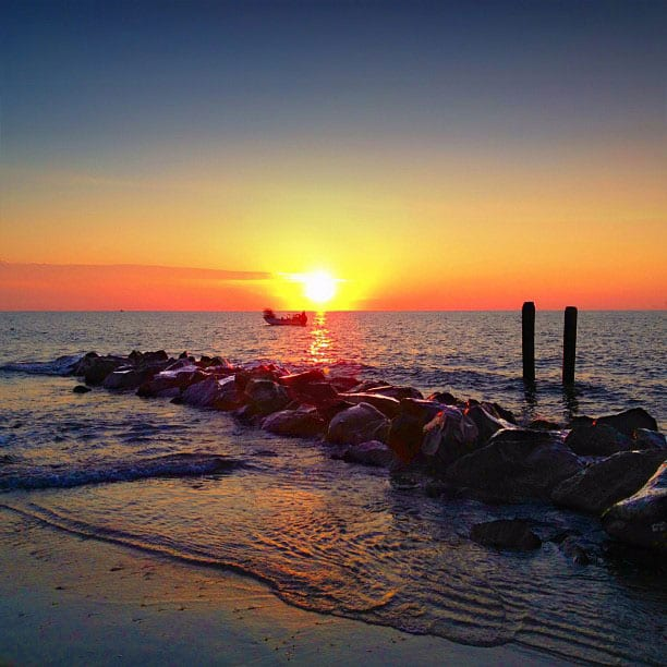 Hampton Virginia Beaches