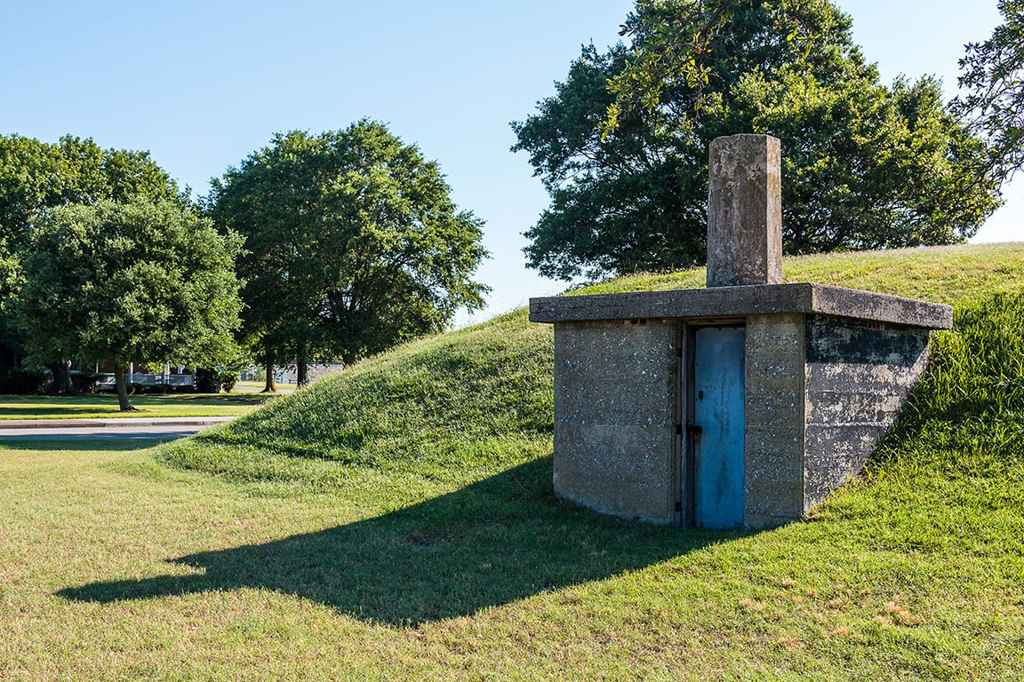 Historic Fort Monroe in Hampton Virginia
