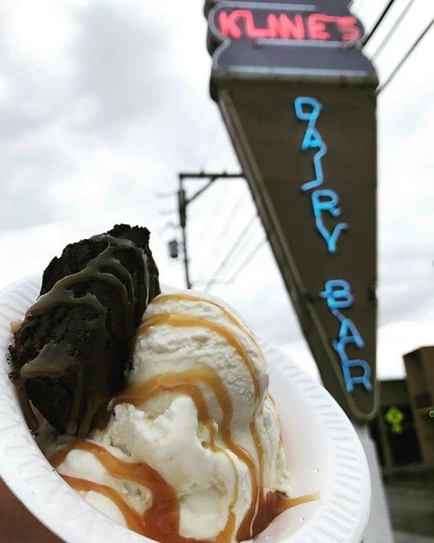 Klines - Ice Cream in Harrisonburg VA
