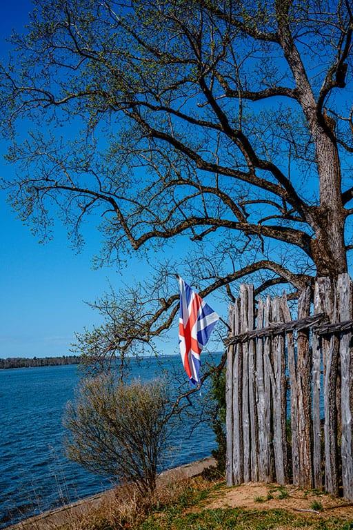 Historic Jamestowne in Jamestown Virginia