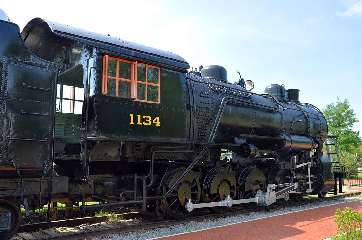 Railroad Museum of Virginia in Portsmouth Virginia