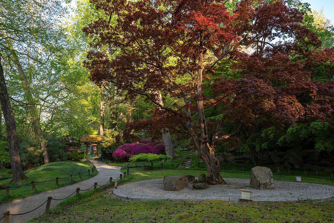 State Arboretum of Virginia in Virginia