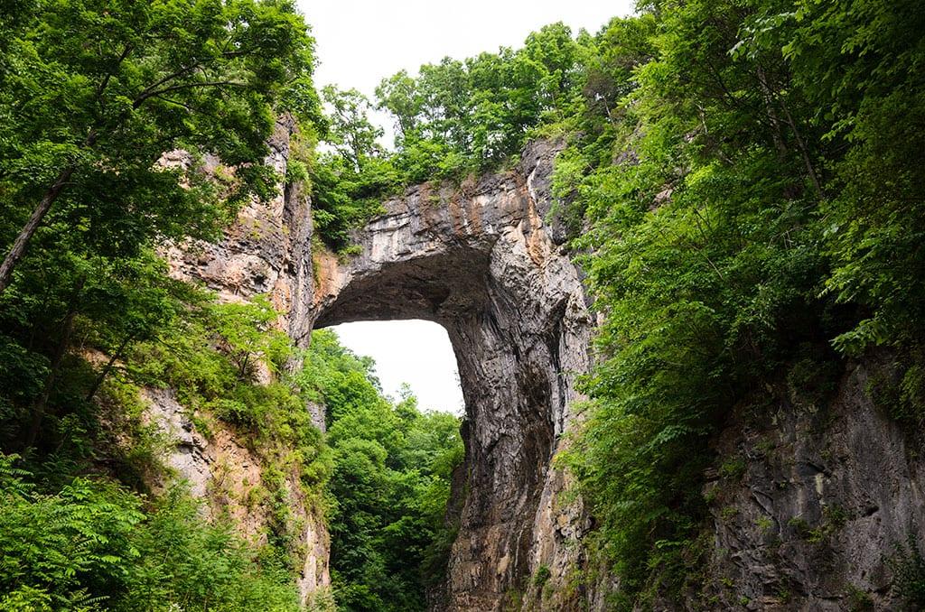 Natural Bridge State Park in Virginia - VA State Parks