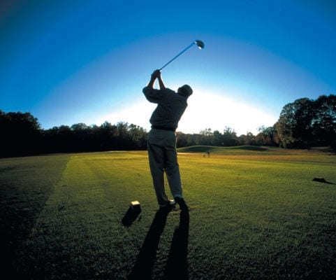 Sleepy Hole Golf Course in Suffolk VA