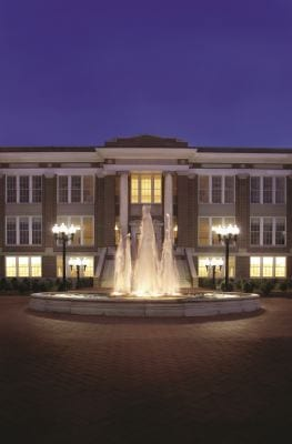 Suffolk Center for Cultural Arts in Suffolk Virginia