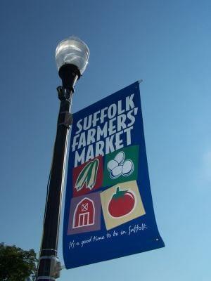 Suffolk Farmers Market in Suffolk Virginia