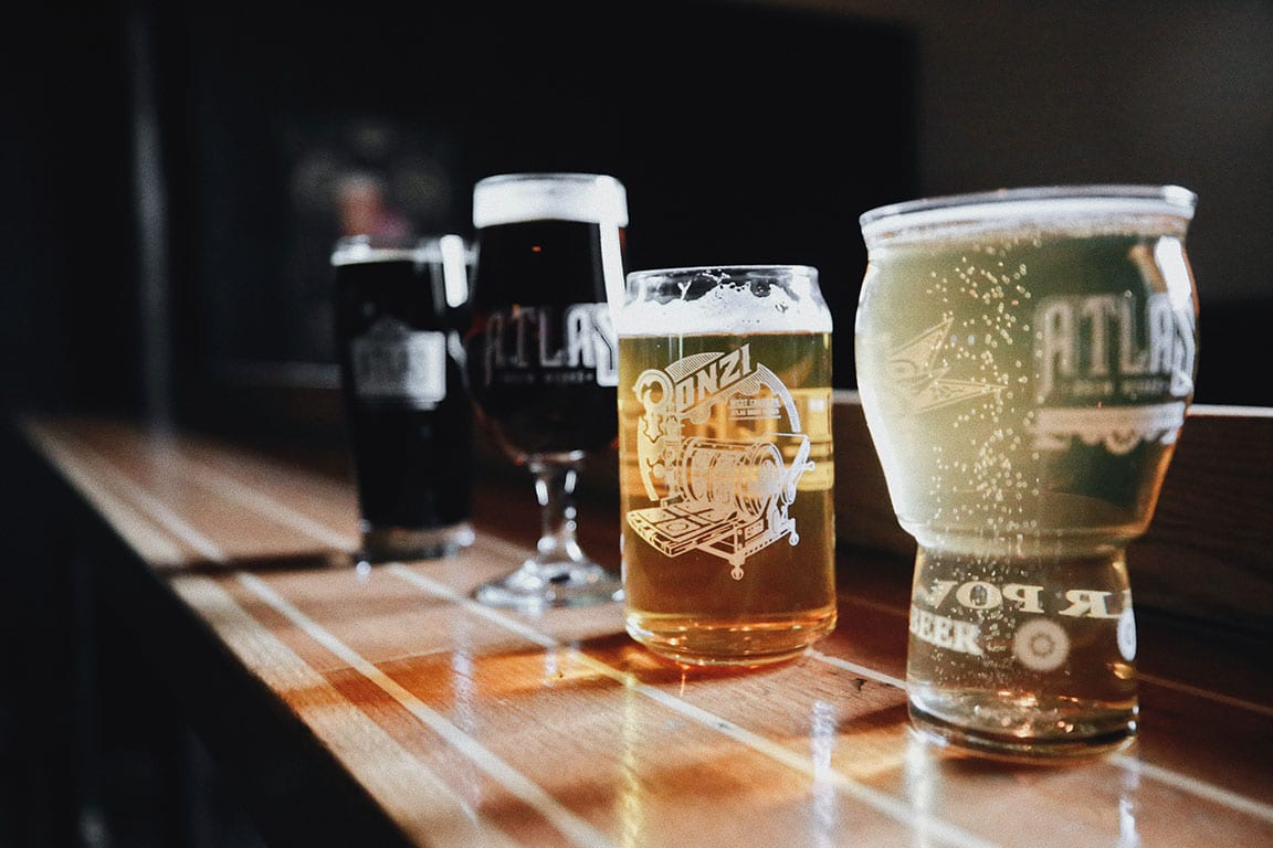 Washington DC breweries - Atlas Brew Works