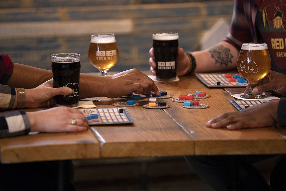 Breweries in DC - Red Bear Brewing Co