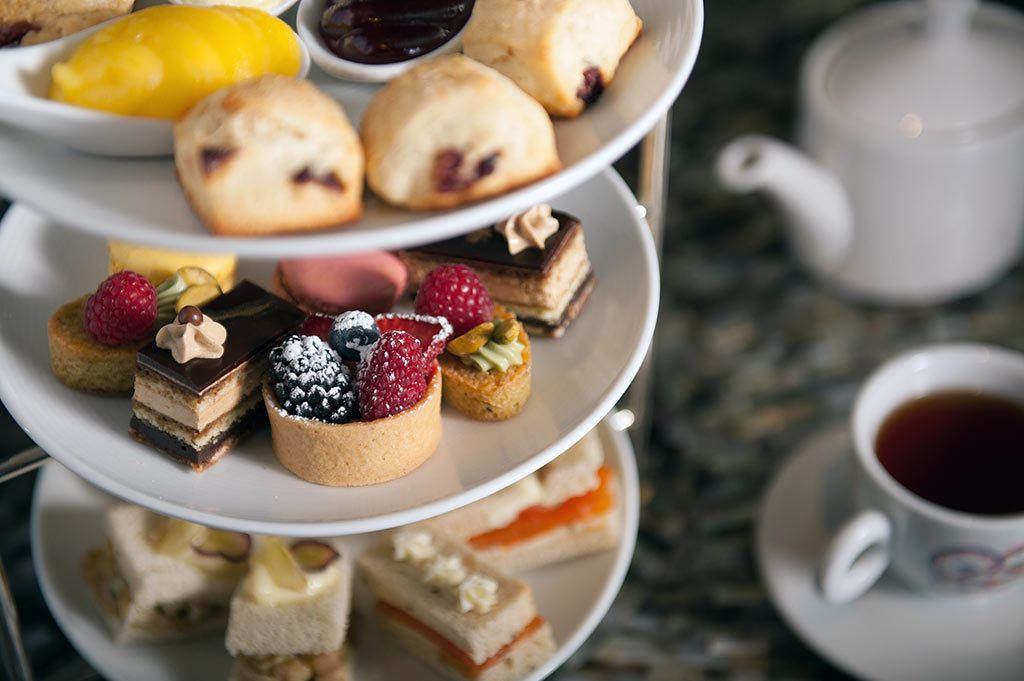 Mandarin Oriental Afternoon Tea - washington dc hotels