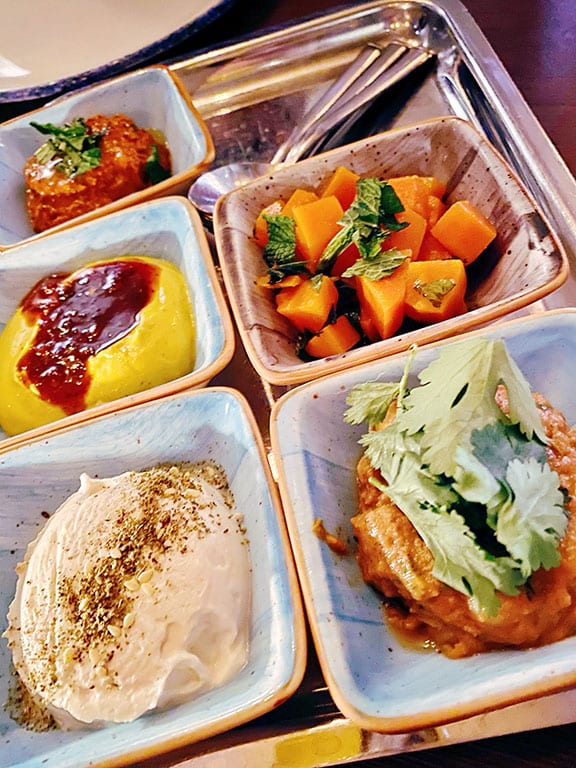 Sababa DC - Israeli restaurant in Washington DC