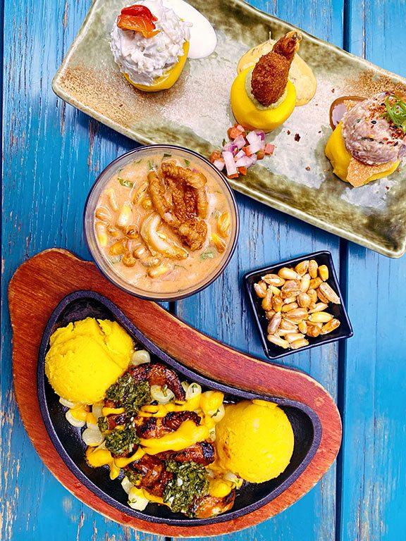 Washington DC restaurants - Pisco Y Nazca