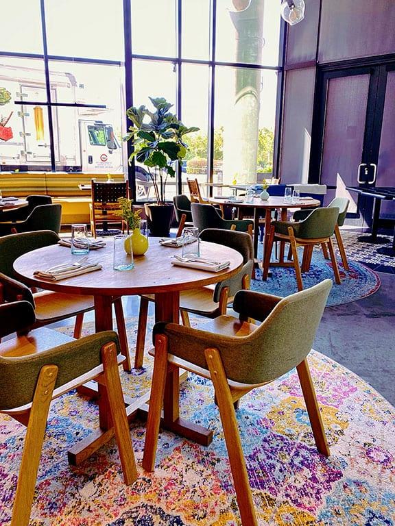 Albi middle eastern restaurants in Washington DC