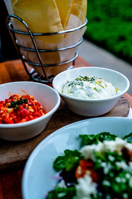 Zatinya DC- Middle Eastern Restaurants DC