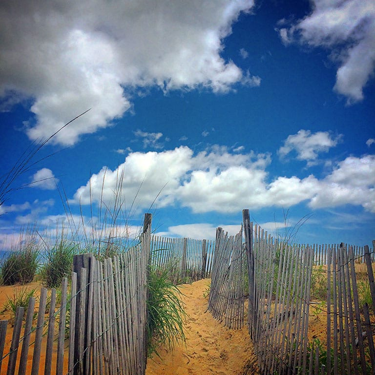 Dewey Beach in Delaware