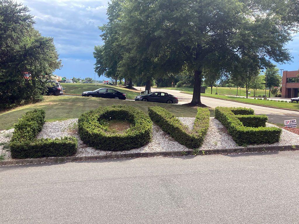 LOVE signs in Virginia- 1117 International Parkway Fredericksburg VA