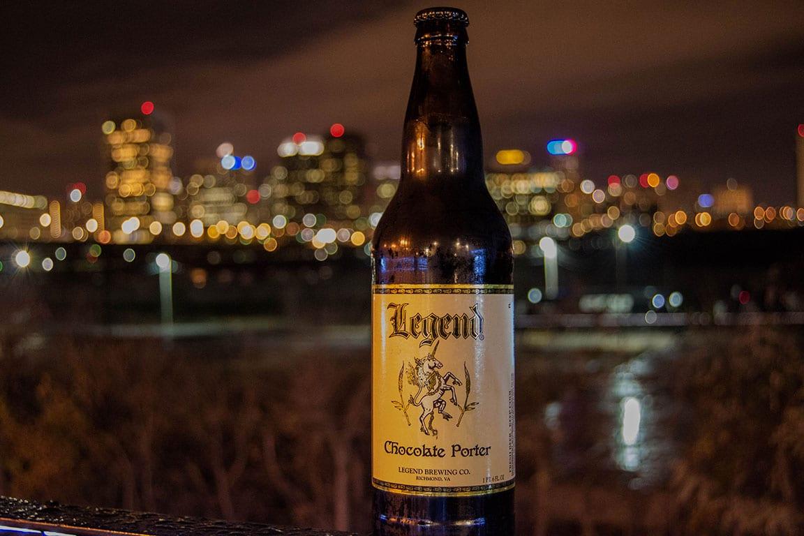 Legend Brewery in Richmond VA
