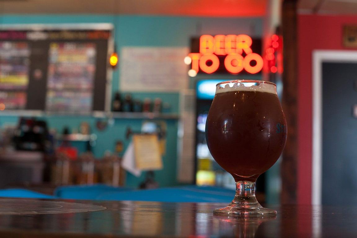 Strangeways Beer in Richmond Virginia