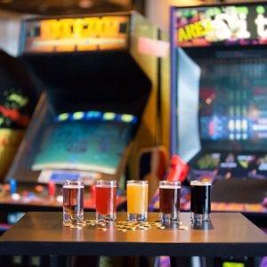 The Circuit Arcade Bar in Scott's Addition Richmond VA