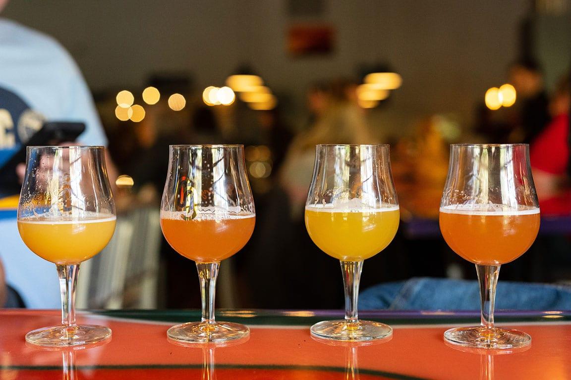 Triple Crossing Brewery in Richmond Virginia