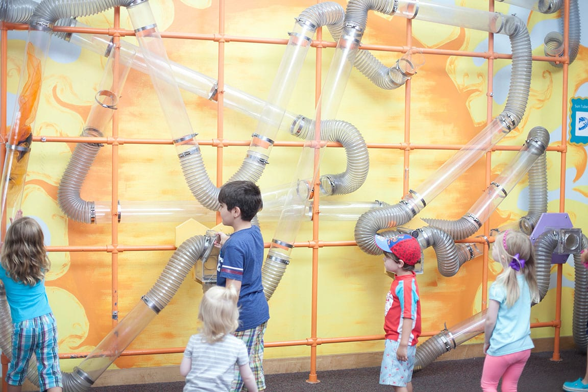 Childrens Museum of Richmond in Richmond Virginia