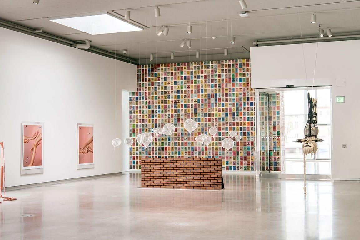 Institute for Contemporary Art at VCU Gallery in Richmond Virginia