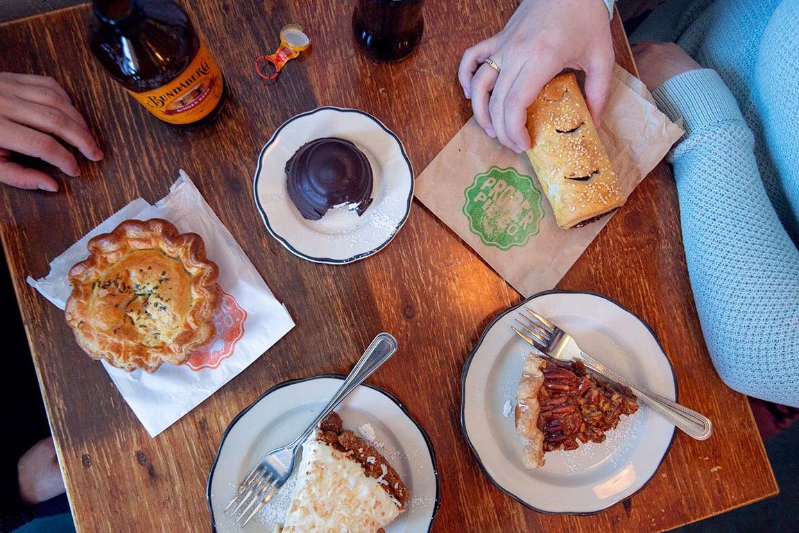 Proper Pie Co in Richmond VA