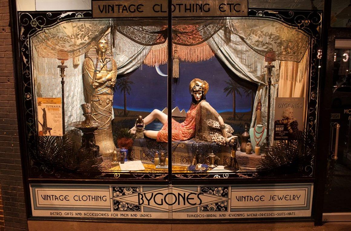 Bygones Vintage Clothing in Richmond VA