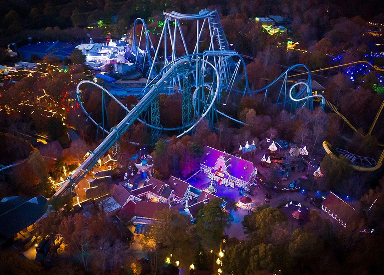 Busch Gardens Williamsburg Virginia