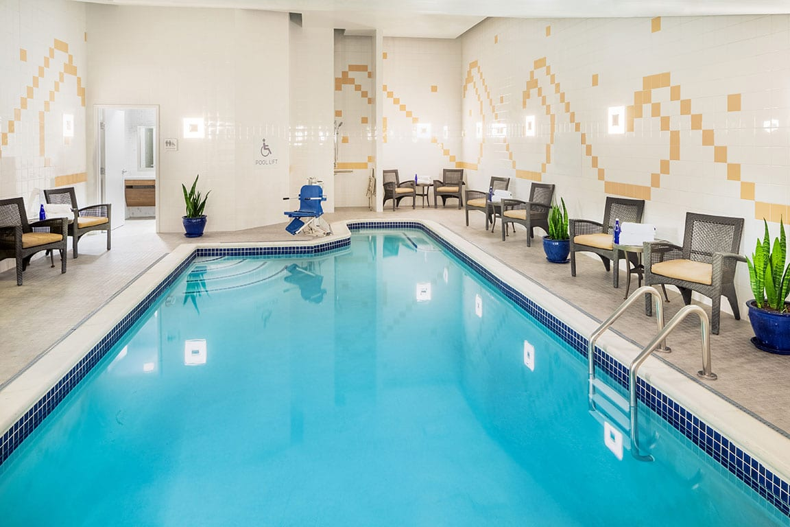 DC Hotel with Indoor Pool at the Hilton Garden Inn Washington DC Downtown