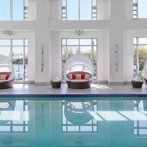 Best DC Hotels with Indoor Pools at the Mandarin Oriental Washington DC