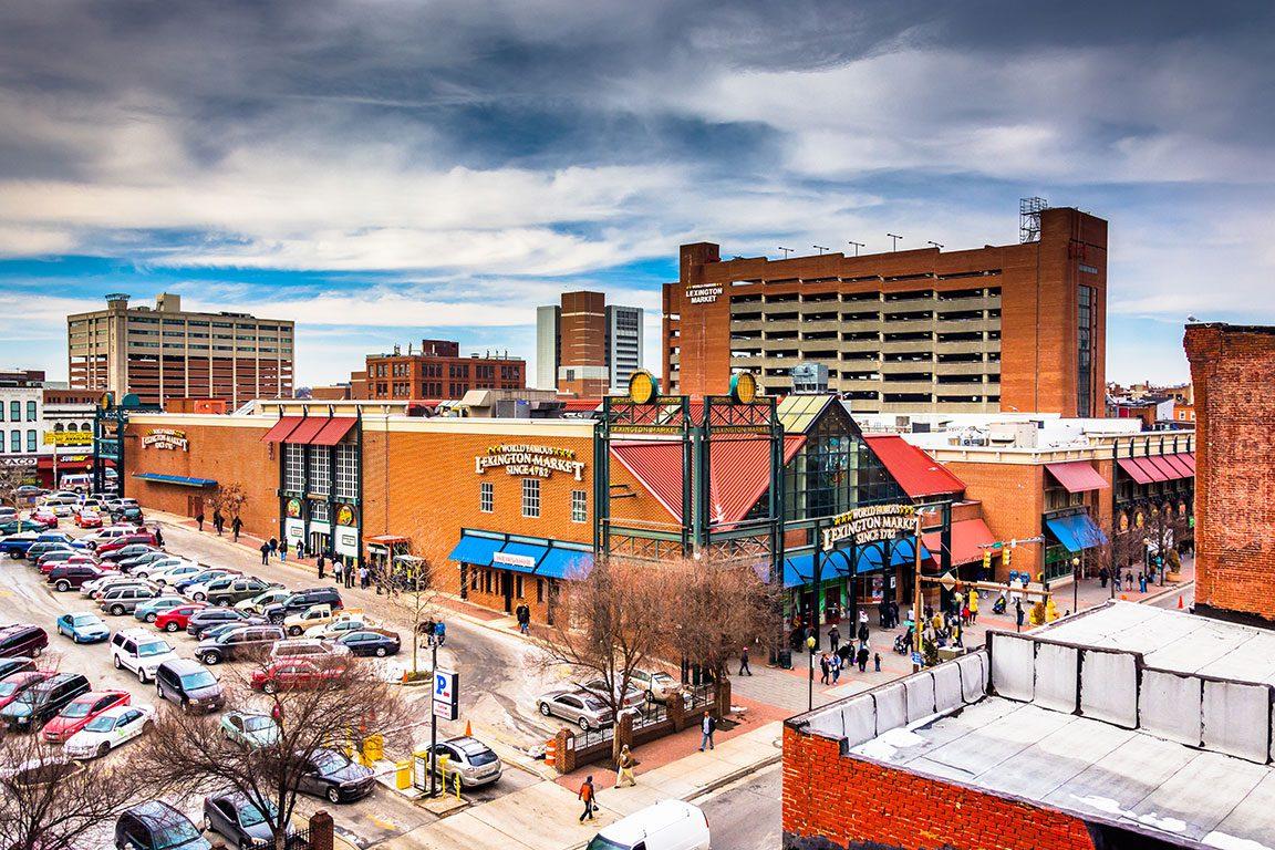 Lexington Marketing Baltimore Maryland