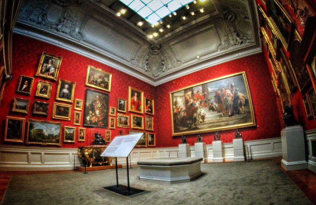 Walter's Art Museum in Baltimore MD