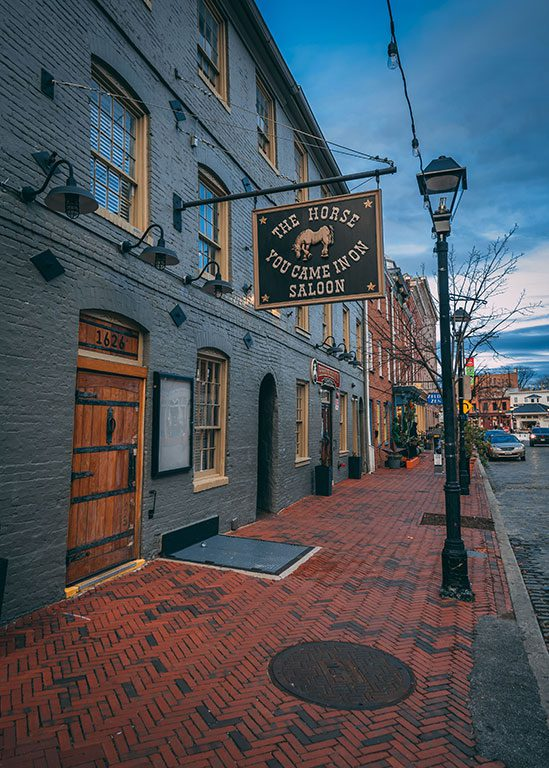 Fells Point Baltimore Maryland