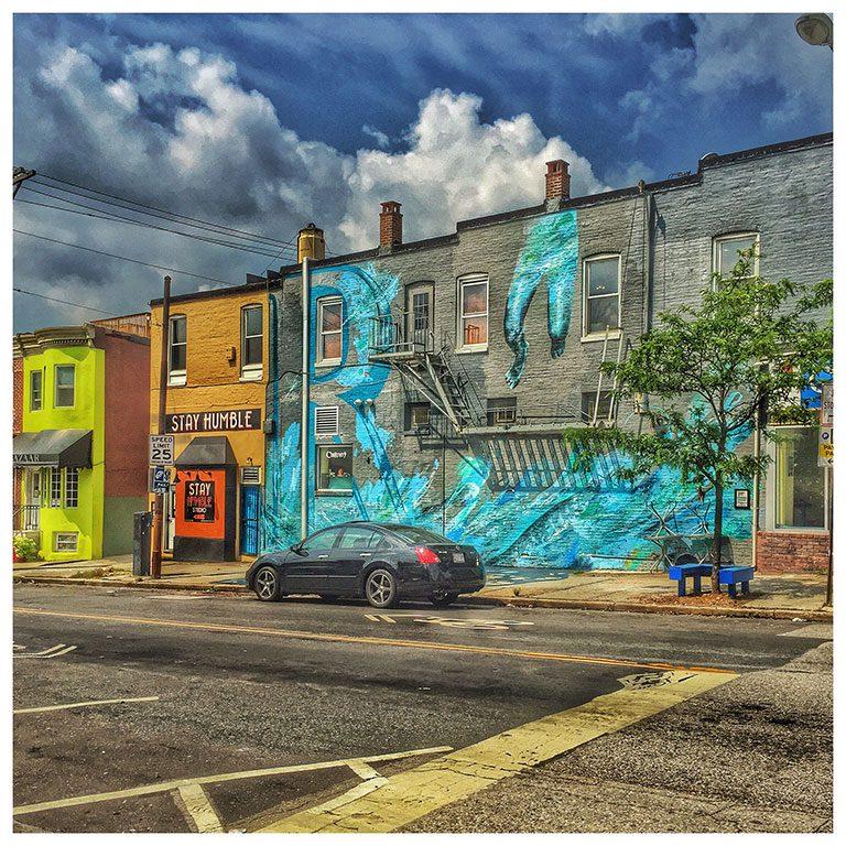 Hampden Baltimore