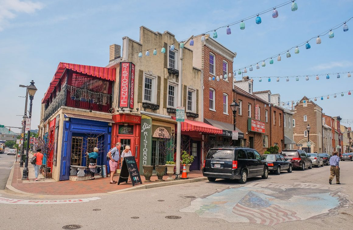 Little Italy Baltimore MD