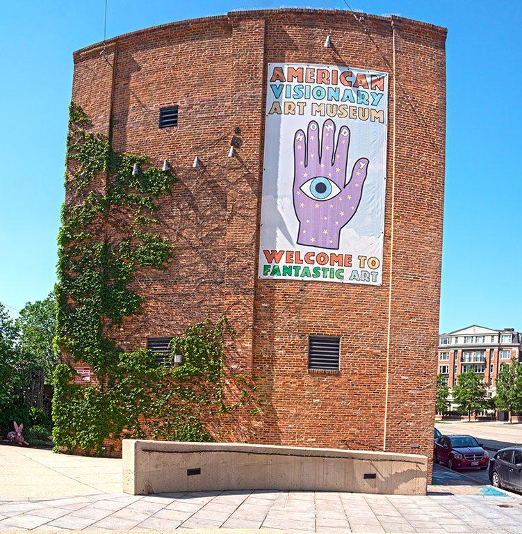American Visionary Art Museum in Baltimore Maryland